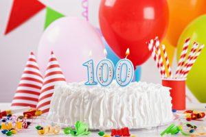 Army Warrant Officer 100th Birthday!