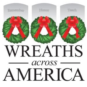 Wreaths Across America - Wreath Laying