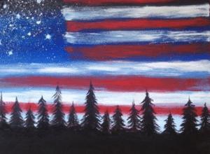 Keystone Paint and Sip @ Community Club